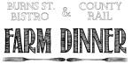 FARM DINNER header