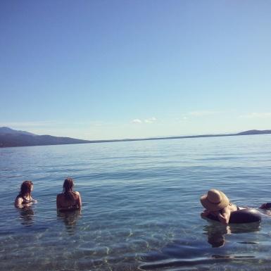 flathead lake insta